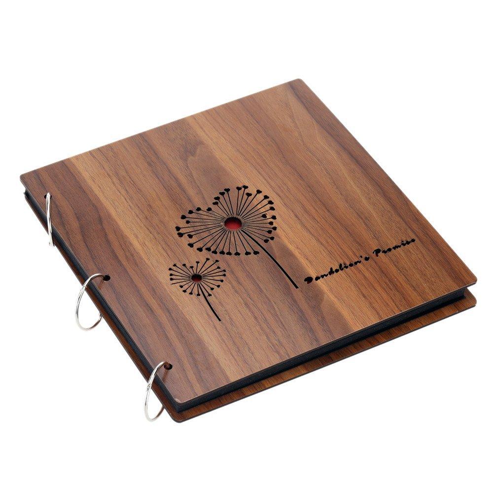 Album foto legno