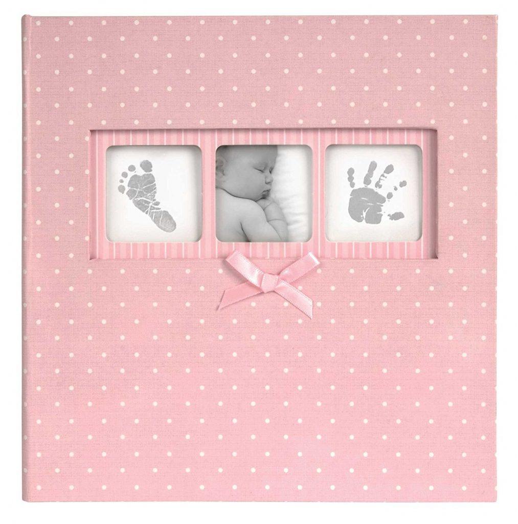 Album foto rosa