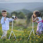 Album fotografici per bambini