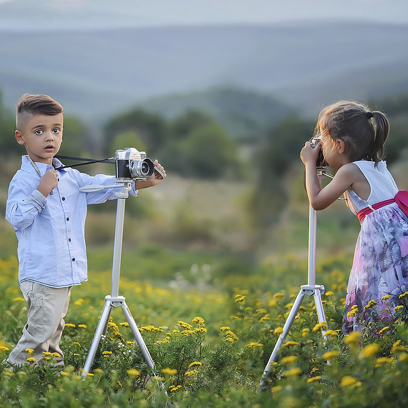 Album foto bambini