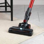 Aspirapolvere per la pulizia dei tappeti