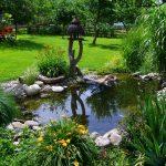 Laghetti da giardino artificiali