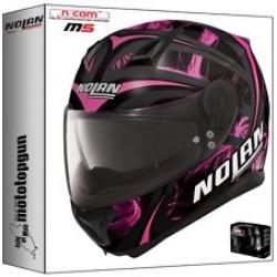 casco integrale - nolan-casco-integrale-n87-ledlight-n-com-031-s-rosa