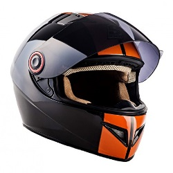 casco integrale - SOXON ST-666 Deluxe Night Casco Integrale