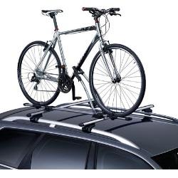 supporto bici da tetto per auto : thule 532 new freeride