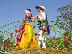 Vestito Carnevale Biancaneve