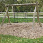Le migliori altalene da giardino in legno