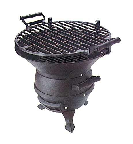 Barbecue in ghisa