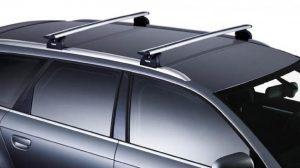 barre portapacchi per auto