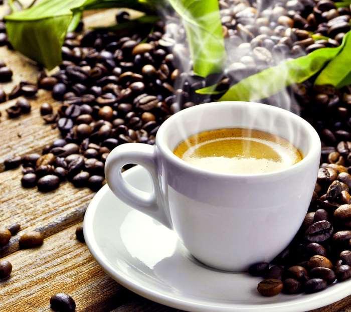 Bere un buon CAffe