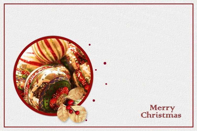 CArtolina di Natale Cartacea