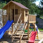 Casette da giardino per bambini
