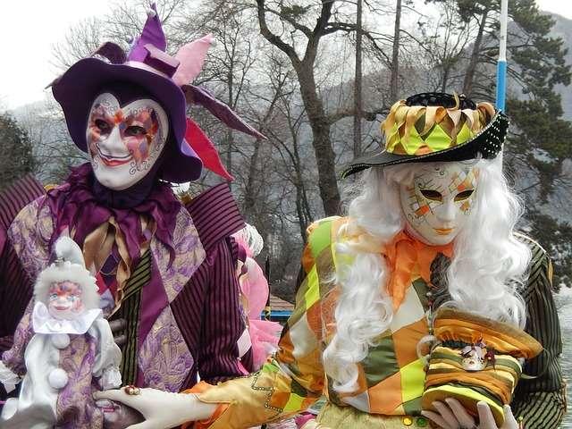 Costumi Carnevale Coppia