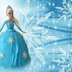 Costume Elsa Frozen