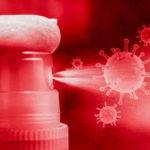 Disinfettanti per le superfici di casa