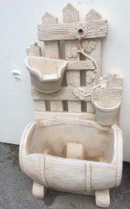 migliori fontane in cemento da giardino