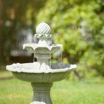 migliori fontane in pietra da giardino