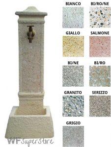 migliori fontane da giardino in pietra