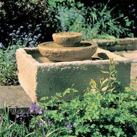 migliori fontane in pietra per il giardino