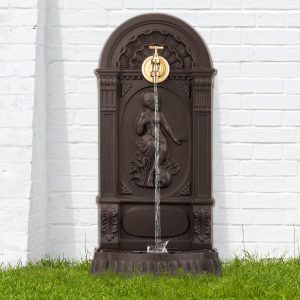 fontane a muro ornamentali da giardino