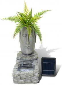 migliori fontane ad energia solare da giardino