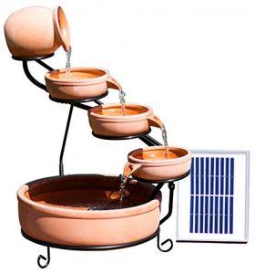 migliori fontane solari da giardino