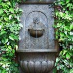 Fontane da giardino antiche