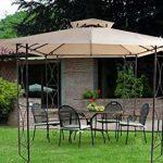 Gazebo da Giardino con sedia e tavolo