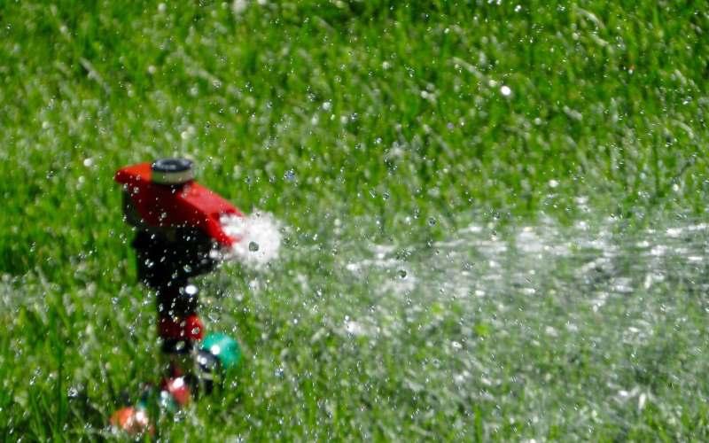Sistema di irrigazione Giardino
