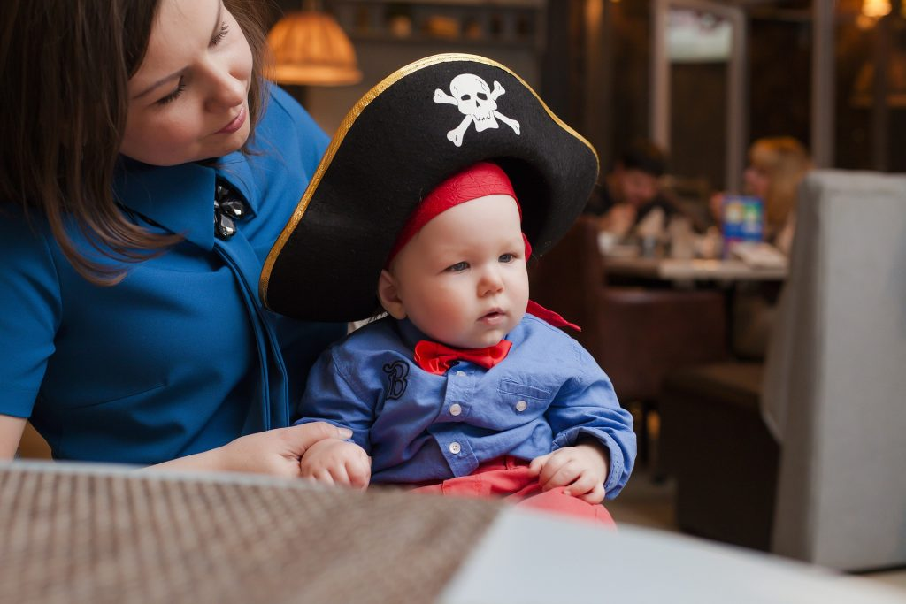 Disney jack il pirata tovaglia tovaglietta americana d quadro