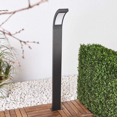 Migliori lampioni a led da giardino recensioni prezzi e for Lampioni da giardino obi