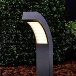 Lampione stile moderno per giardino