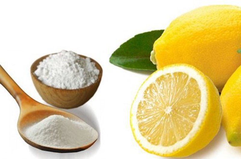 Antipulci Naturale con Limone e Bicarbonato