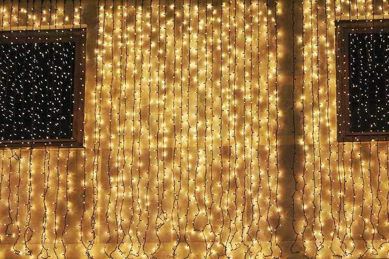 Illuminazione Esterna Natale : Migliori luci di natale a led prezzi offerte e recensioni luci