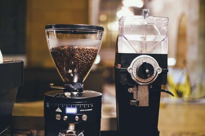 Macchina del caffe automatica