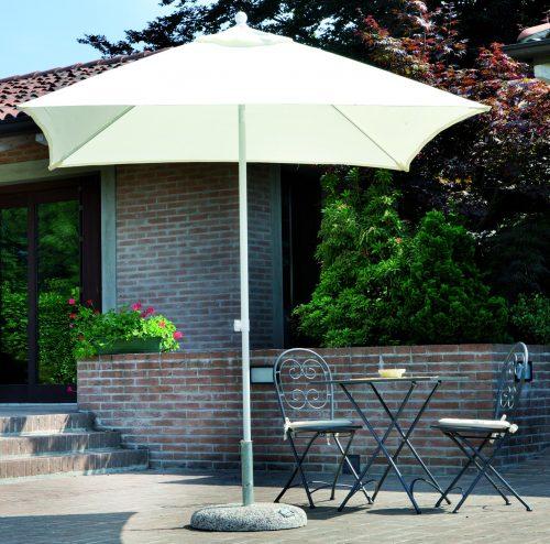Ombrelloni in alluminio da giardino prezzi recensioni e for Arredo da giardino offerte