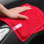 Pannl per la pulizia auto