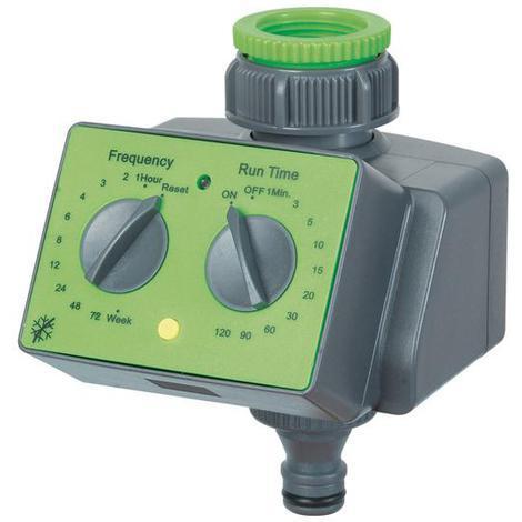 programmatore automatico manuale irrigazione giardino