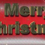 Scritte di Natale per Decorazioni