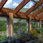 migliori serre da giardino in legno