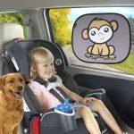 Tendine Parasole per Auto per Bambini